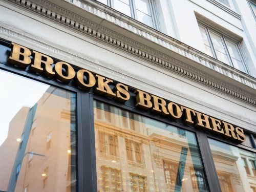 Iconic American suit maker Brooks Brothers files for bankruptcy