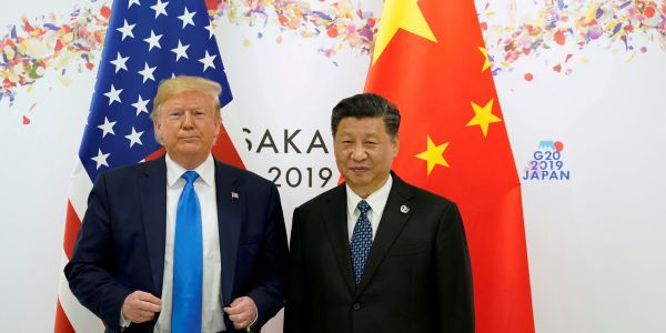 Trump says US will lower China tariffs as part of interim trade agreement