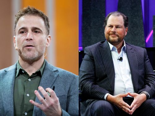 Read all the messages that the CEOs of Salesforce and Slack sent their employees about their $27.7 billion tie-up
