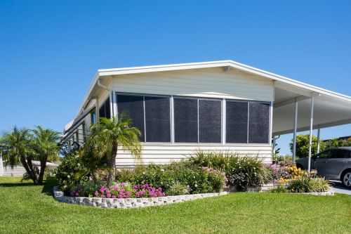 Mobile home owners need homeowners insurance, but it's not the same type you'd get for a house