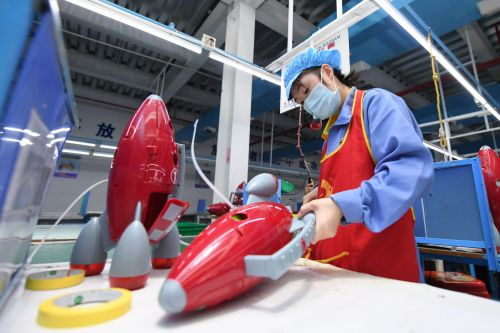 Chinese manufacturing output surged the most in 9 years in May, signaling a coronavirus recovery