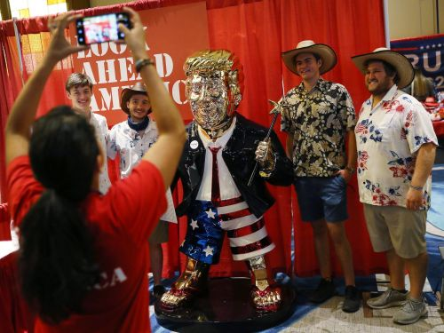 CPAC is missing students and its legendary party scene. Republicans are concerned the low-energy event reflects the GOP's standing with young voters in a post-Trump world