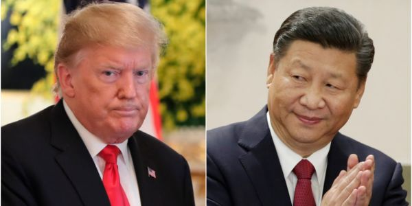 US mission to the UN accuses China of 'exploiting COVID-19' to distract from abuses in Hong Kong as tensions boil over