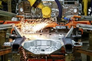 US manufacturing activity jumps to 3-year high in February
