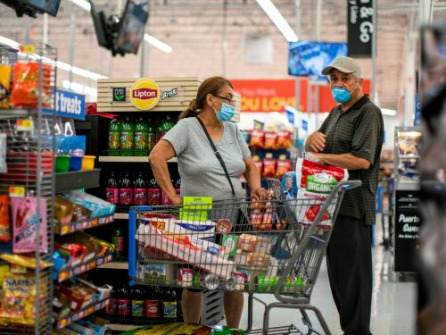 Target, Starbucks, and other retailers may face a 'horrible' new wave of confrontations over masks following updated CDC rules