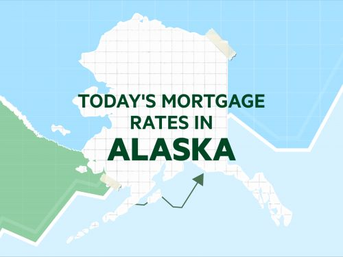 Today's mortgage and refinance rates in Alaska