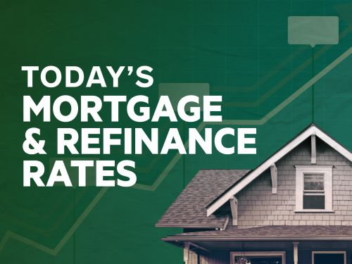 Today's mortgage and refinance rates: February 27, 2021 | Rates waver