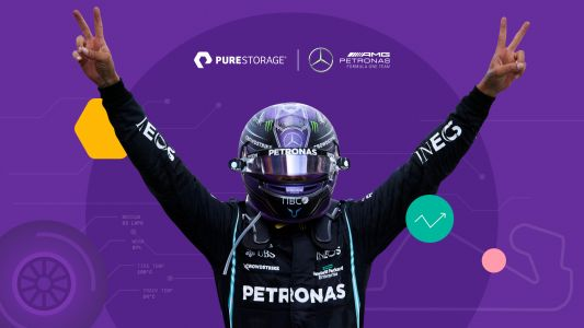 Mercedes-AMG Petronas: Data Helps Drive Victory in Spain
