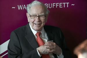 Buffett's firm has bought $2.1B of Bank of America stock