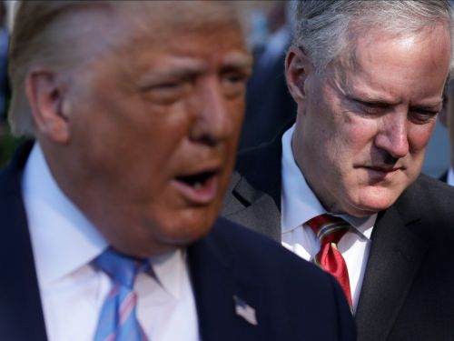 A new document sent to congressional watchdogs shows how Trump is preparing to hand over the US government if he loses to Biden
