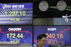 Wall Street closing higher on economic revival hopes