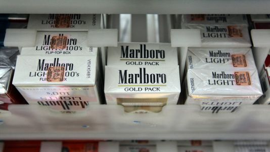 Marlboro Maker CEO Says The Company Plans To Stop Selling Smokes In The U.K