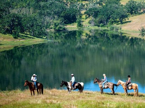 The Alisal is an all-inclusive dude ranch set on 10,000 acres just outside Santa Barbara, California - here's what it was like taking a family vacation there during COVID-19