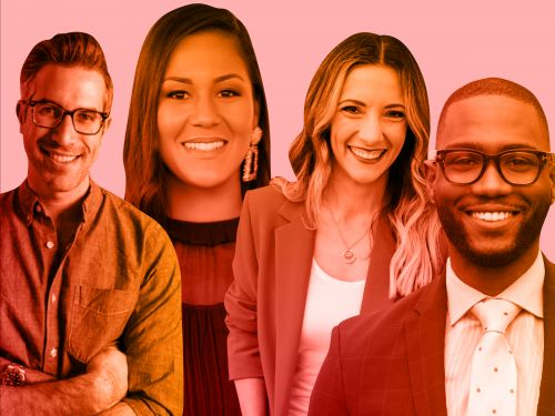 POWER PLAYERS: 23 of the best financial advisors for millennials