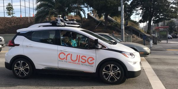 GM jumps 9% to record high after Microsoft announces investment in the company's self-driving car subsidiary Cruise