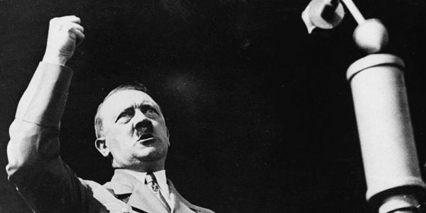 A man named Adolf Hitler Uunona wins a local election in Namibia, assures the German press he isn't 'striving for world domination'