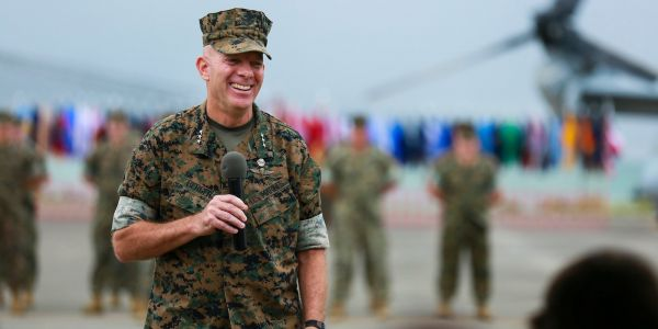 Top US Marine says young troops should not be blamed for using TikTok, responsibility is with senior leaders