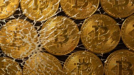 Bitcoin plunges below $30,000 amid broader cryptocurrency market sell-off