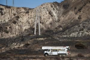 California winds bring fire threat, possible power outages