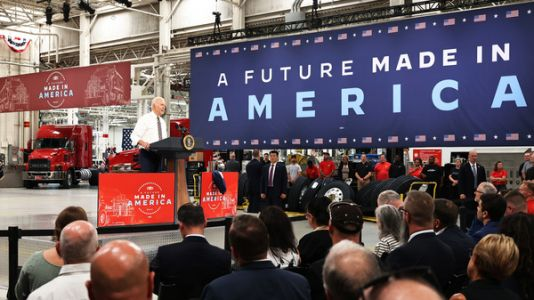 Biden Wants To Raise The Threshold For Products Considered Made In America