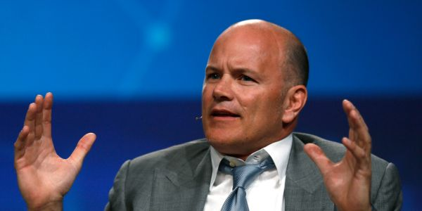 Billionaire Mike Novogratz reveals that crypto makes up 85% of his wealth - and says ether can surge another 23%