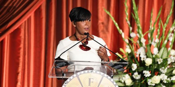 Atlanta Mayor Lance Bottoms tests positive for COVID-19, says she is asymptomatic