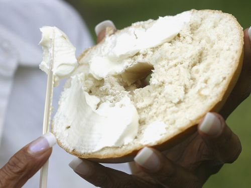 You should never, ever toast a fresh bagel
