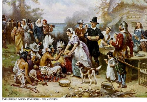 Proclamation of Thanksgiving