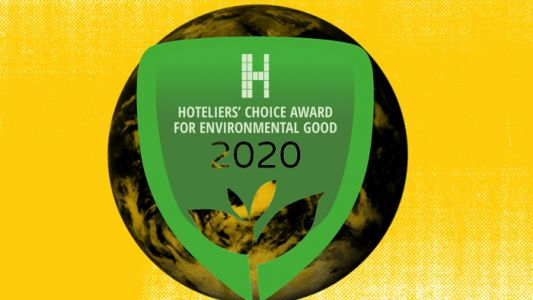 Call for Nominations: The 2020 Hoteliers' Choice Awards for Environmental Good
