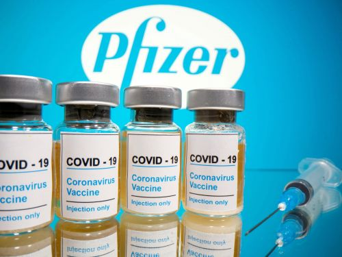Supply chain delays marred Pfizer's initial vaccine rollout plans, but the company says it will still deliver on the supply it promised the US