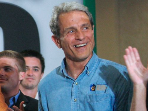 Democratic Party donor Ed Buck is charged with running a drug den after 2 men died of meth overdoses in his house
