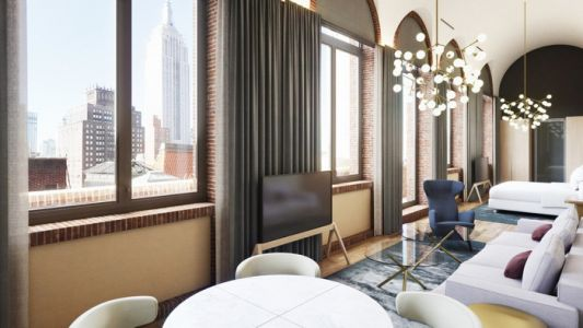 NH Collection New York Madison Hotel to Open in April