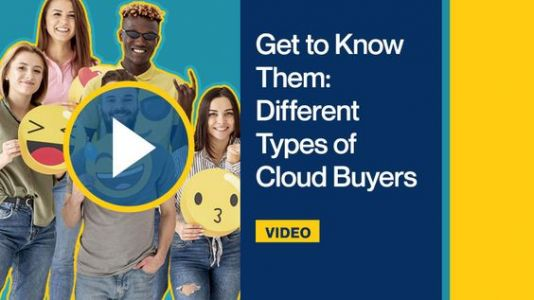 Get to Know Them: Different Types of Cloud Buyers