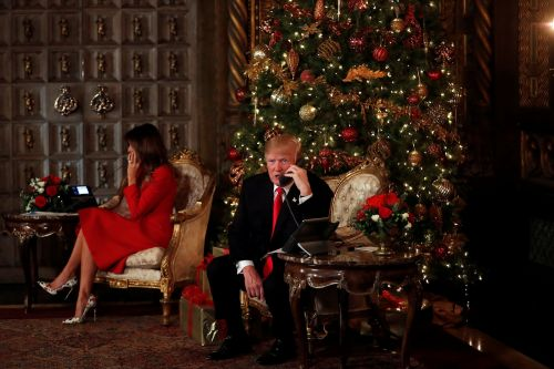 'We're doing this for the Christmas season': Trump's latest comments suggest tariffs could hurt American consumers