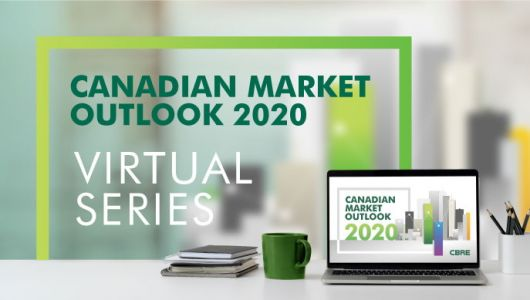 CBRE's Canadian Market Outlook: Virtual Series Commercial Real Estate Update