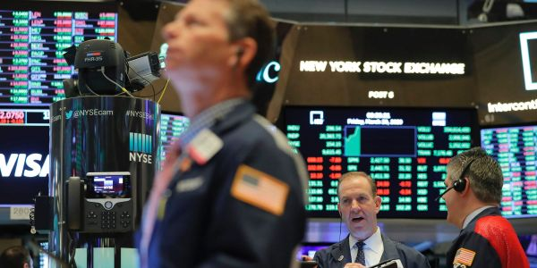 US stocks rise as traders weigh earnings reports against Google antitrust report