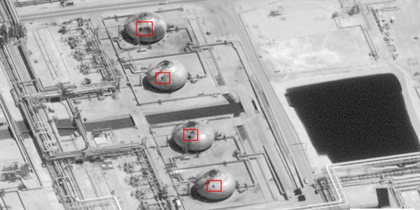 US officials are steadily building a case that Iran struck Saudi oil plants in a bold attack