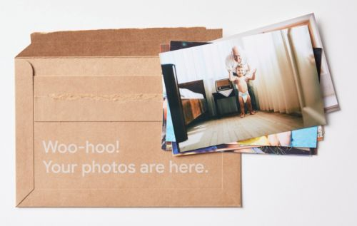 Google Photos revives its prints subscription service, expands same-day print options