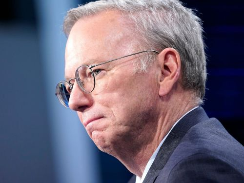 Billionaire Eric Schmidt, the former Google CEO, disagrees with AOC on whether his class is a 'policy failure.' He says you can't generalize and she says it's immoral
