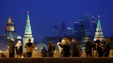 Russian economy recovering faster than expected from pandemic - IMF