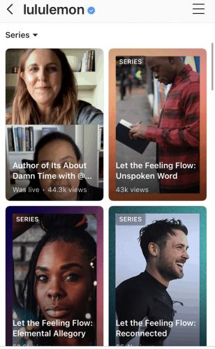 IGTV Series: How to Launch Your Very Own IGTV Series