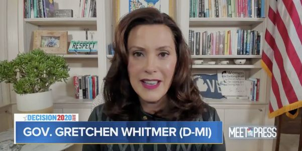 Gretchen Whitmer Accuses Trump Of Further Endangerment After 'Lock Her Up' Rally Chants