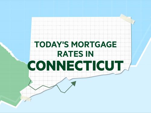 Today's mortgage and refinance rates in Connecticut