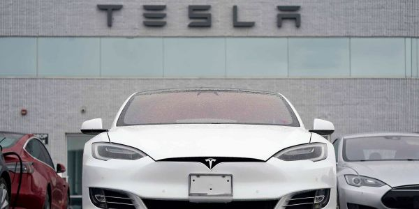 Buy any dip in Tesla's stock because of its long-term growth potential, says a wealth manager at a $1.2 billion firm