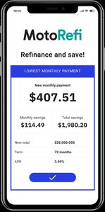 MotoRefi raises $8.6 million to bring its auto refinancing platform to the masses