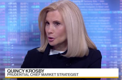The investment chief at $1.5 trillion Prudential Financial told us which sectors she's targeting to beat a stock market that looks 'overbought'