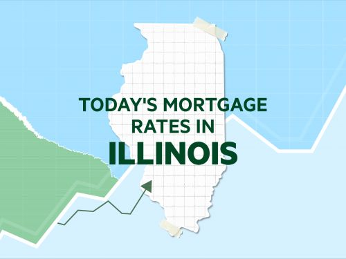 Today's mortgage and refinance rates in Illinois