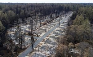 California fire victims see little payout from settlement