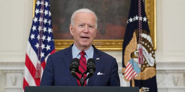 Biden responds to Derek Chauvin's conviction in the murder of George Floyd