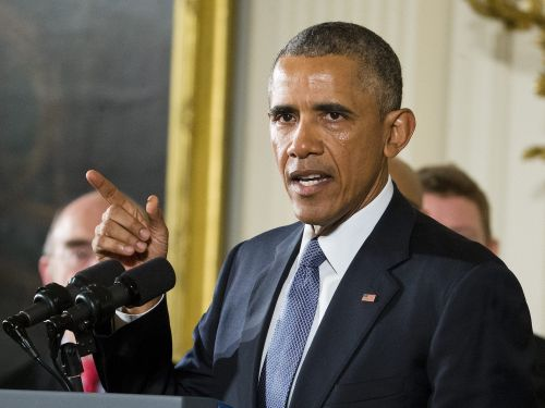 Obama says he 'grieves' with the family of Daunte Wright, makes call to 'reimagine policing and public safety'